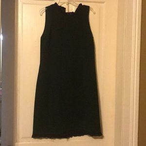 J Crew Hunter Green Dress